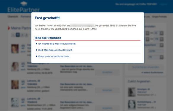 Olaf 25. Febr Ich war auf vielen Seiten registriert und überall gab es.