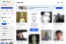 Suchen badoo jemanden Badoo: Profil